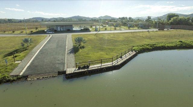 Lote 640 metros Condominio Nautico Porto do Sol - Foto 3