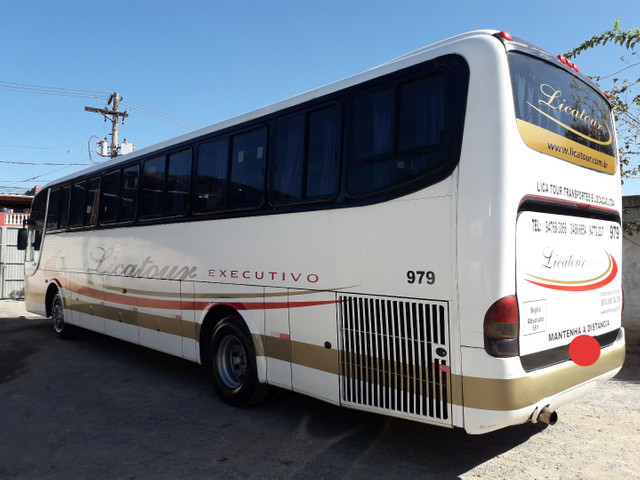 Marcopolo g6 Scania viaggio 1050 - Foto 4