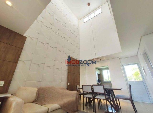 Casa com 3 dormitórios à venda, 97 m² por R$ 319.000,00 - Jacunda - Aquiraz/CE - Foto 9