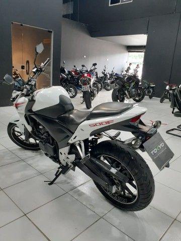 Honda CB-500F  Ano 2014 ***Promoção*** - Foto 7