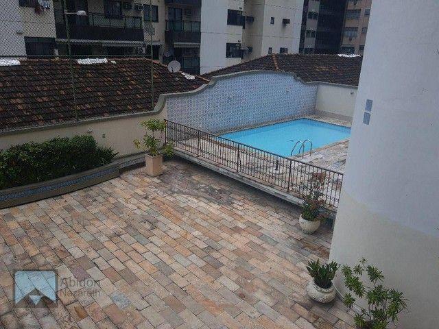 Apartamento à venda, 125 m² por R$ 870.000,00 - Icaraí - Niterói/RJ - Foto 3