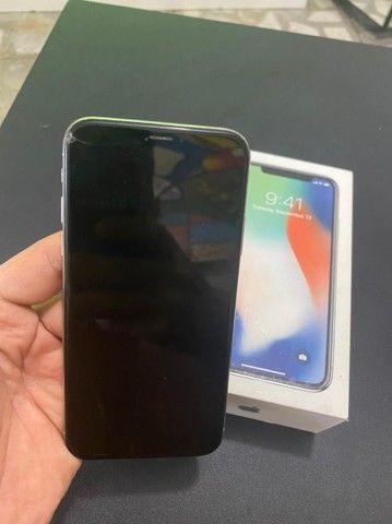 iPhone X 64 branco  - Foto 4