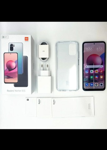 Celular Xiaomi Redmi note 10S 6ram  128gb Lançamento+garantia+ Brinde  - Foto 4