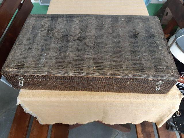 Faqueiro Antigo - 104 peças em prata - Foto 5