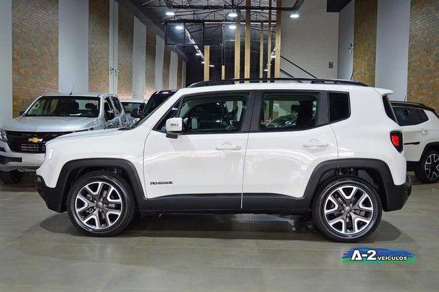Jeep Renegade 1.8 Limited (Flex) (Aut) - 2019 - Foto 9