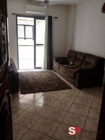 Excelente apartamento na Vila Tupi, perfeito estado de conservação. 01 dormitório, ar cond - Foto 5