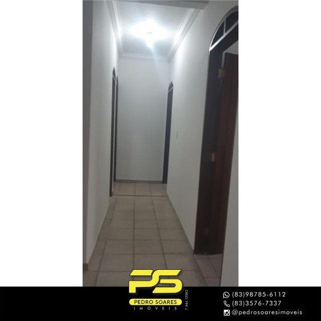 Casa com 3 dormitórios para alugar, 200 m² por R$ 2.500/mês - Castelo Branco - João Pessoa - Foto 6