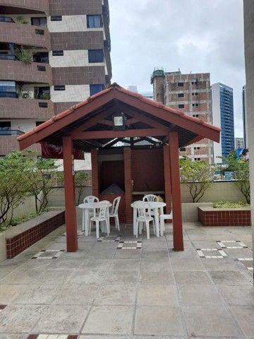Apartamento com 3 dormitórios à venda, 94 m² por R$ 650.000,00 - Aflitos - Recife/PE - Foto 3