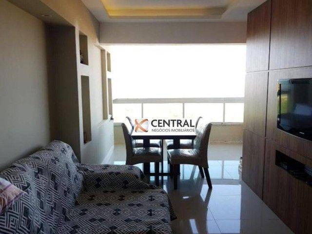 Apartamento com 1 dormitório à venda, 61 m² por R$ 375.000,00 - Patamares - Salvador/BA - Foto 15
