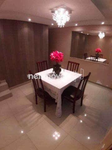 Casa de condomínio à venda com 3 dormitórios em Dona clara, Belo horizonte cod:851360