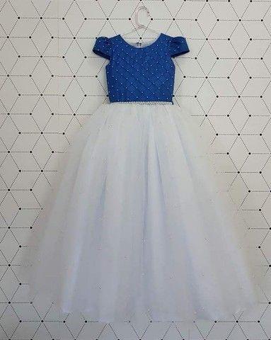 Lindo vestido de formatura ABC - Foto 3