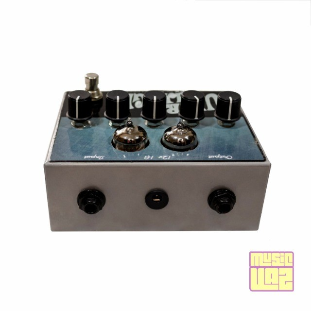 Pedal EFX Custom Effects Supercharger - Foto 3