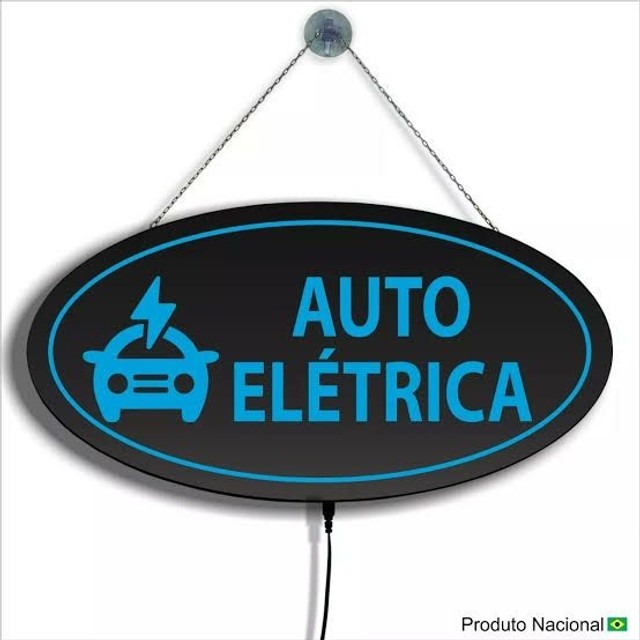 Auto elétrico automotivo