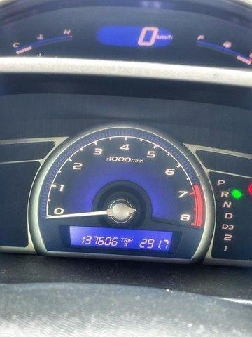 Honda Civic Lxs 1.8 - O mais completo da categoria - Foto 5