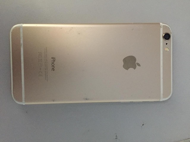 Vendo cel iPhone 6 plus - Foto 5