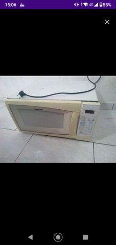 Microondas 32l pra conserto venda rapida