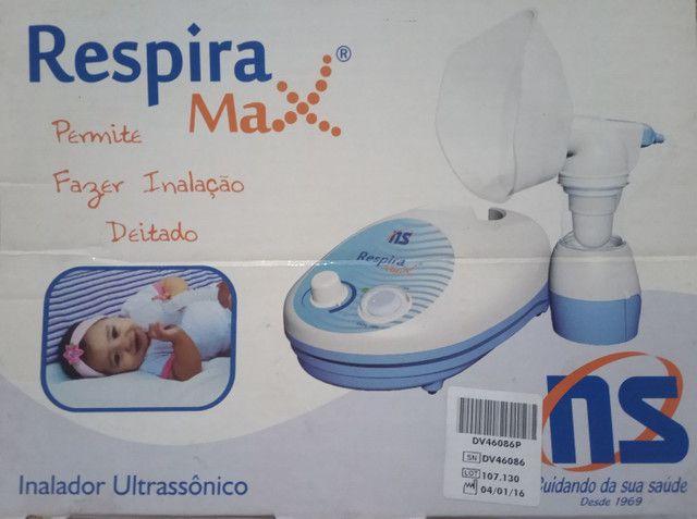 Nebulizador Respira Max - Foto 3