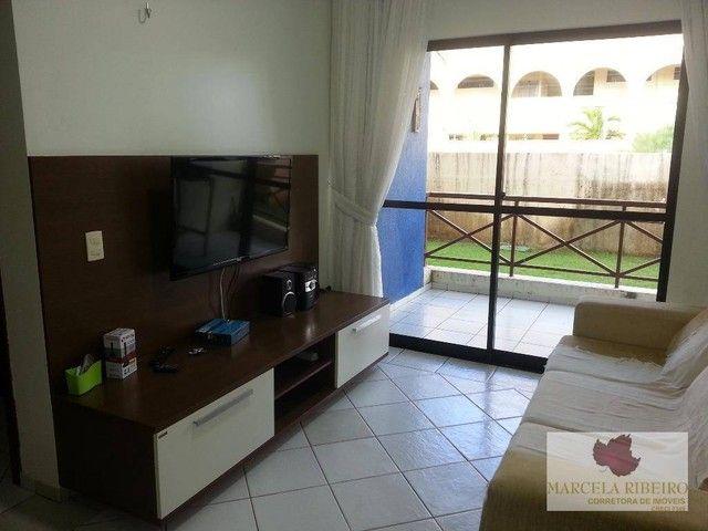 Apartamento à venda, 55 m² por R$ 290.000,00 - Porto das Dunas - Aquiraz/CE - Foto 3
