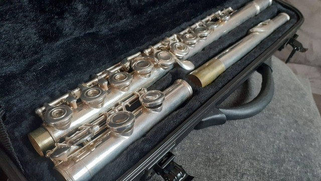 Flauta transversal NY - Foto 3