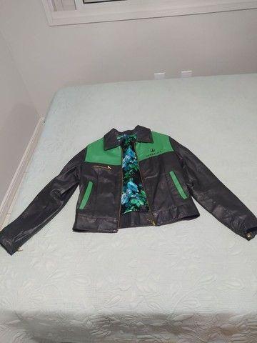 Jaqueta em couro - Foto 5