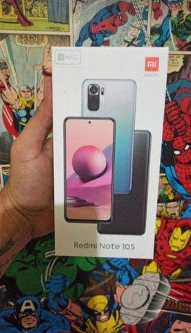 Celular Xiaomi Redmi note 10S 6ram  128gb Lançamento+garantia+ Brinde