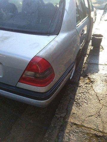 Mercedes c180 /97   peças  7,955 - Foto 2