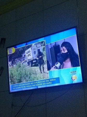 Televisão de 43 polegada - Foto 3