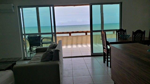 Apartamento para alugueo temporada  com pé na areia na praia do cumbuco 100 m2 - Foto 20