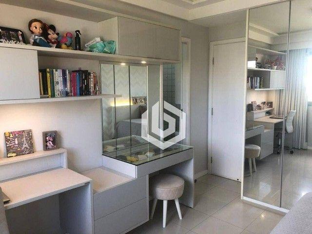 Apartamento com 4 dormitórios à venda, 180 m² por R$ 1.349.000 - Poço da Panela - Recife/P - Foto 12