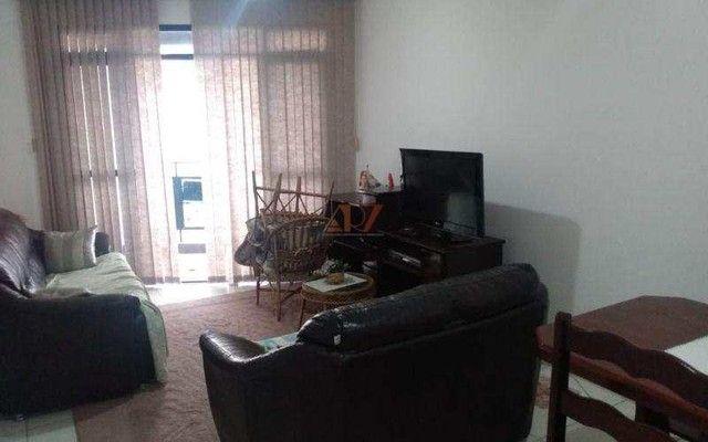 Apartamento em Praia grande - Canto do Forte, SENDO: 02 dormitórios, 01 sala ampla - Foto 3
