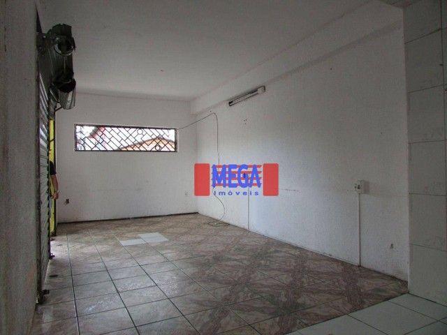Ponto comercial com 40 m² para alugar, próximo ao Hospital Albert Sabin - Foto 2