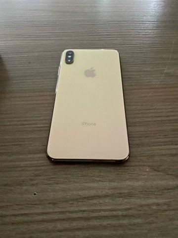 iPhone XS Max - 256 Gb - Gold Rose - Foto 3
