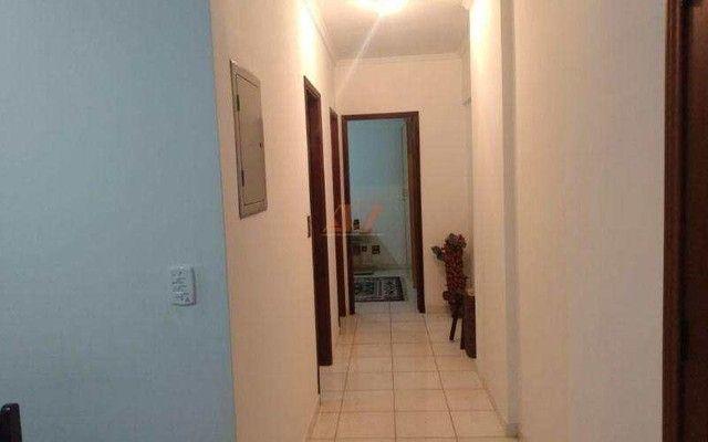 Apartamento em Praia grande - Canto do Forte, SENDO: 02 dormitórios, 01 sala ampla - Foto 5