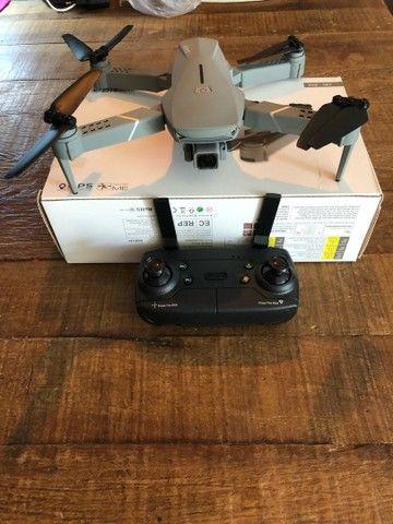 Drone E520s PRO 2 baterias R$690,00 - Foto 4
