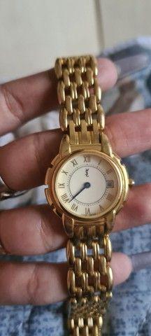 Relógio  Saint Laurent original