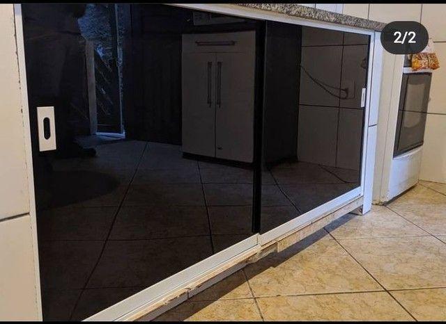 Pia em vidro temperado - Foto 3