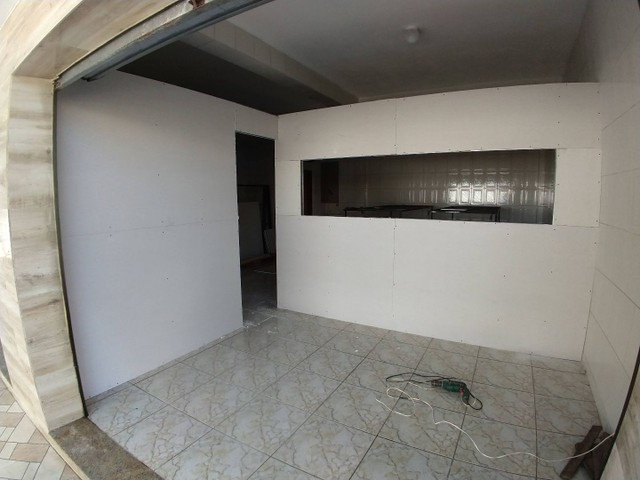 Rebaixamento e Divisórias de gesso em Drywall e Placas, Decoração Interna. - Foto 3