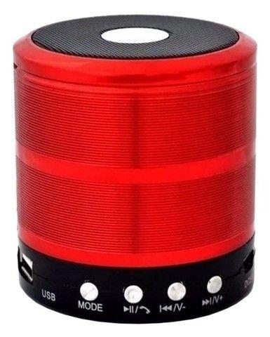 Caixa De Som Portatil Bluetooth Usb Alto-falante Lt-133bt