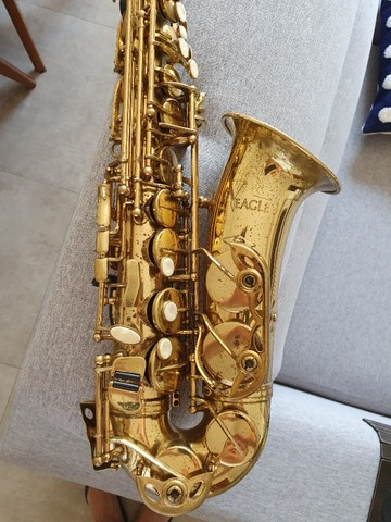 Saxofone Alto - Foto 5