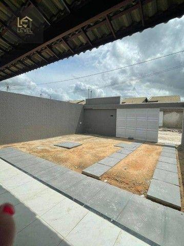 Casa com 2 dormitórios à venda, 80 m² por R$ 175.000,00 - Divineia - Aquiraz/CE - Foto 4