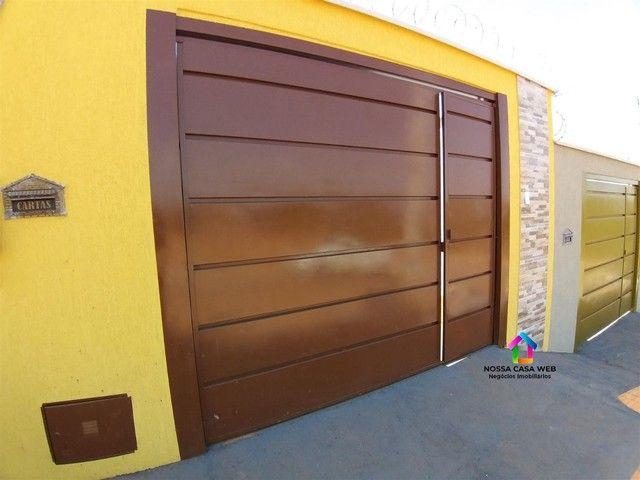 Vendo casa  98 M²com 3 quartos sendo 1 suite em Parque das Flores - Goiânia - GO - Foto 2