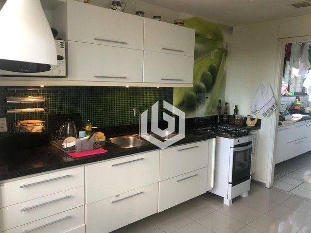 Apartamento com 4 dormitórios à venda, 180 m² por R$ 1.349.000 - Poço da Panela - Recife/P - Foto 19