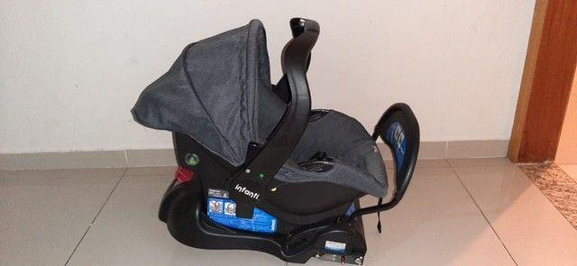 Bebê conforto Infanti terni com base para veículos com isofix