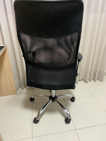Cadeira de escritório presidente  - Foto 4