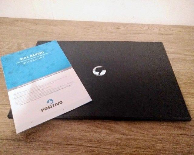 Notebook Positivo Windows 10 + Carregador original (Estado de Novo) - Foto 6