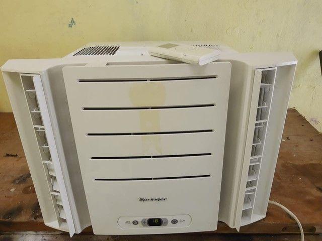 Vendo ar-condicionado Springer 7.500btus