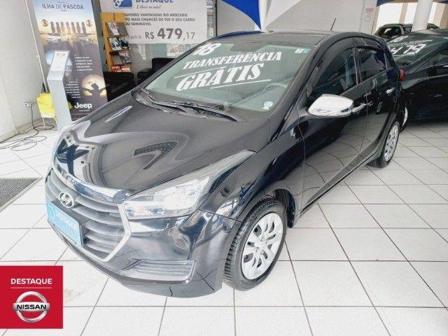 Hyundai HB20 Confort Plus 1.0 2018 Preto - Foto 3