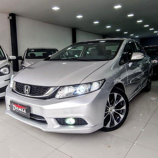 Honda Civic lxr 2.0 16 v 2016