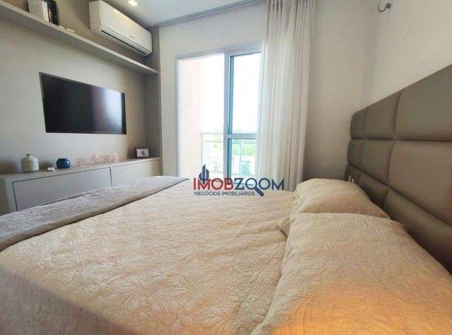 Casa com 3 dormitórios à venda, 97 m² por R$ 319.000,00 - Jacunda - Aquiraz/CE - Foto 13