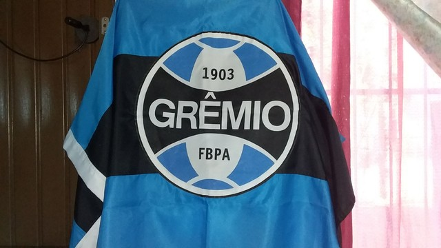 Bandeira e Jaqueta do Grêmio